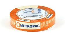 Fita Crepe 24x50 -  Metropac